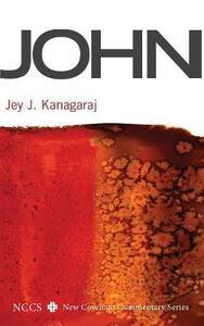 John - Jey J Kanagaraj - cover