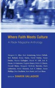 Where Faith Meets Culture - cover
