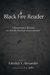 Black Fire Reader - cover