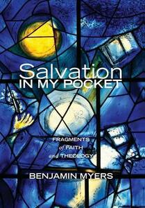 Salvation in My Pocket - Benjamin Myers - cover
