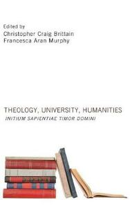 Theology, University, Humanities - cover
