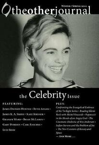 The Other Journal: The Celebrity Issue - cover