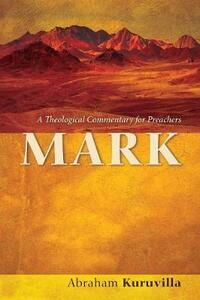 Mark - Abraham Kuruvilla - cover