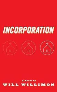 Incorporation - Will Willimon - cover
