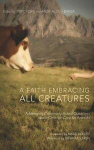 A Faith Embracing All Creatures - cover