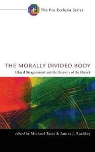 The Morally Divided Body - cover