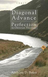 Diagonal Advance - Anthony D Baker - cover