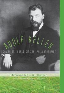 Adolf Keller - Marianne Jehle-Wildberger - cover