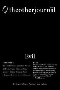 The Other Journal: Evil - cover