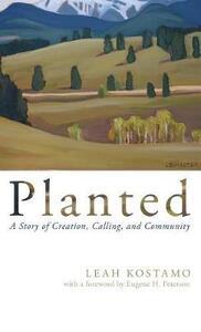 Planted - Leah Kostamo - cover