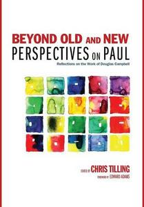 Beyond Old and New Perspectives on Paul - cover
