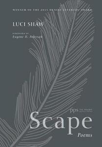 Scape - Luci Shaw - cover