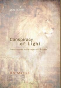 Conspiracy of Light - D S Martin - cover