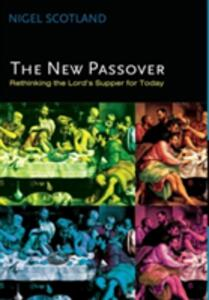 The New Passover - Nigel Scotland - cover