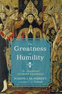 The Greatness of Humility - Joseph J McInerney - cover