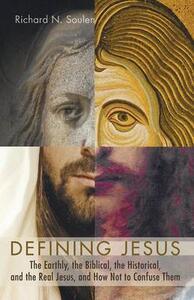 Defining Jesus - Richard N Soulen - cover