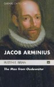 Jacob Arminius - Rustin E Brian - cover