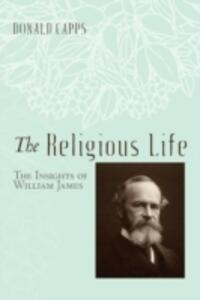 The Religious Life - Donald Capps - cover