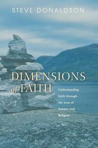 Dimensions of Faith - Steve Donaldson - cover