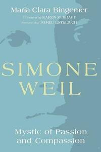 Simone Weil - Maria Clara Bingemer - cover