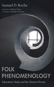 Folk Phenomenology - Samuel D Rocha - cover