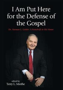 I Am Put Here for the Defense of the Gospel - cover