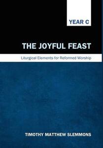 The Joyful Feast - Timothy Matthew Slemmons - cover