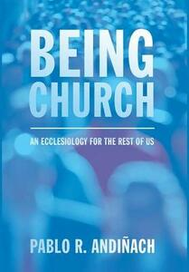 Being Church - Pablo R Andinach - cover