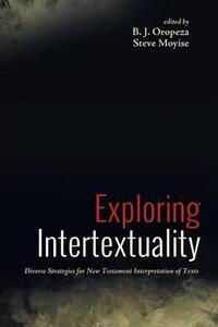 Exploring Intertextuality - cover
