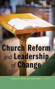 Church Reform and Leadership of Change - cover