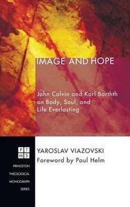 Image and Hope - Yaroslav Viazovski - cover