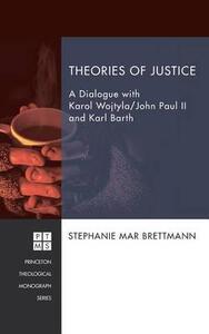 Theories of Justice - Stephanie Mar Brettmann - cover