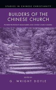 Builders of the Chinese Church - cover