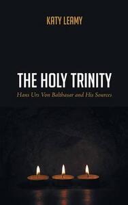 The Holy Trinity - Katy Leamy - cover