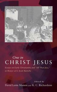 One in Christ Jesus - cover