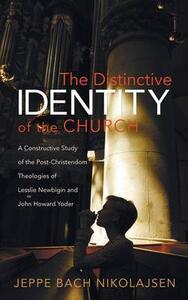 The Distinctive Identity of the Church - Jeppe Bach Nikolajsen - cover