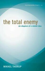 The Total Enemy - Mikkel Thorup - cover