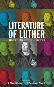 Literature of Luther - cover