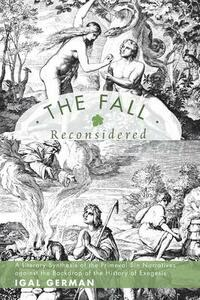The Fall Reconsidered - Igal German - cover