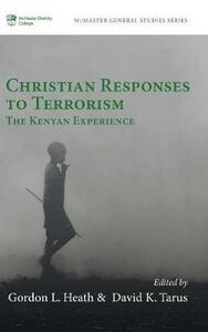 Christian Responses to Terrorism - cover