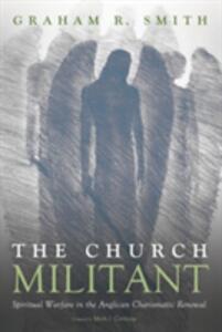 The Church Militant - Graham R Smith - cover