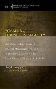 Pitfalls of Trained Incapacity - Birgit Herppich - cover
