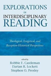 Explorations in Interdisciplinary Reading - cover