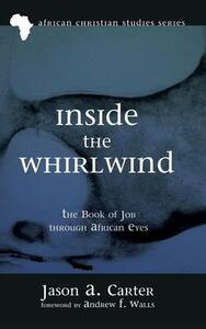 Inside the Whirlwind - Jason A Carter - cover