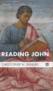 Reading John - Christopher W Skinner - cover