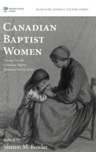 Canadian Baptist Women - cover