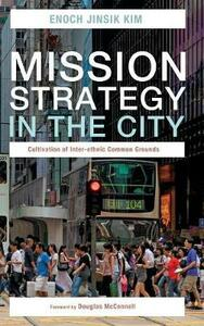 Mission Strategy in the City - Enoch Jinsik Kim - cover