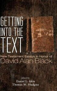 Getting Into the Text - cover