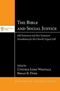 The Bible and Social Justice - cover