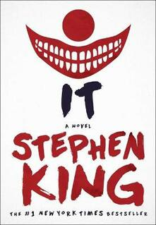 It - Stephen King - cover